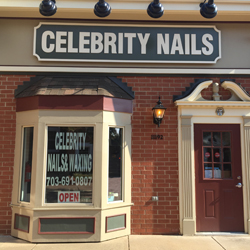 celebritynailsfairfax.com